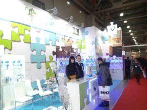 Компания Профсан на выставке Aqua-Term Moscow 2014