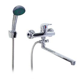 Смеситель для ванны с душем ПРОФСАН ПСМ-521-072 ЕВРО иконка