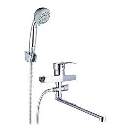 Смеситель для ванны с душем ПРОФСАН ПСМ-523-К017 иконка