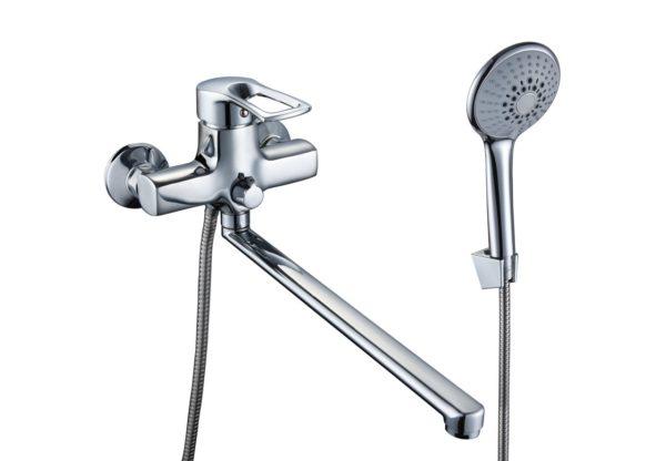 Смеситель для ванной комнаты ПрофСан ПСМ-777-КТ/017