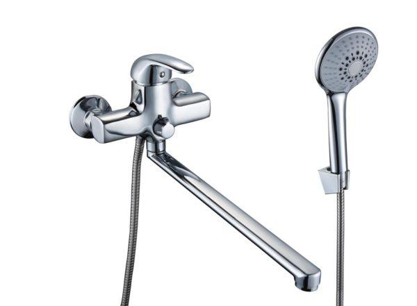 Смеситель для ванной комнаты ПрофСан ПСМ-777-КТ/037