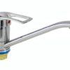 Смеситель для кухни Профсан ПСМ 425-КТ/017 (шаровой)