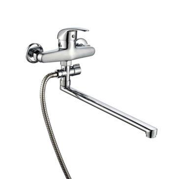Смеситель для ванной комнаты Профсан PROF ECO 527 КТ/037