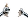 Разрез корпуса смесителя для ванной комнаты Профсан ПСМ 160