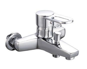 Смеситель для ванной комнаты с коротким изливом Профсан ПСМ 815 КТ/008