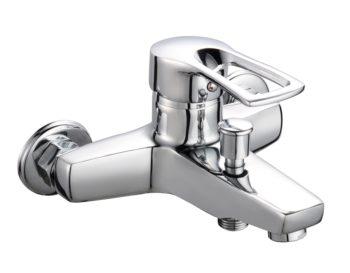 Смеситель для ванны с коротким изливом Профсан ПСМ 815 КТ/017