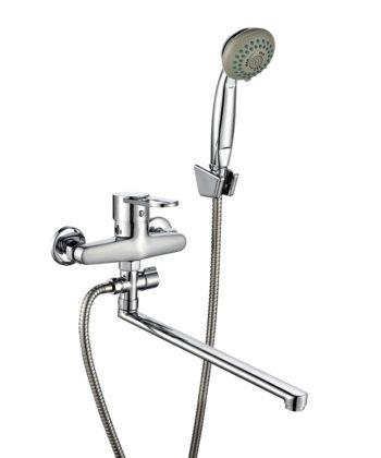 Смеситель для ванной комнаты ПрофСан ПСМ-523-008