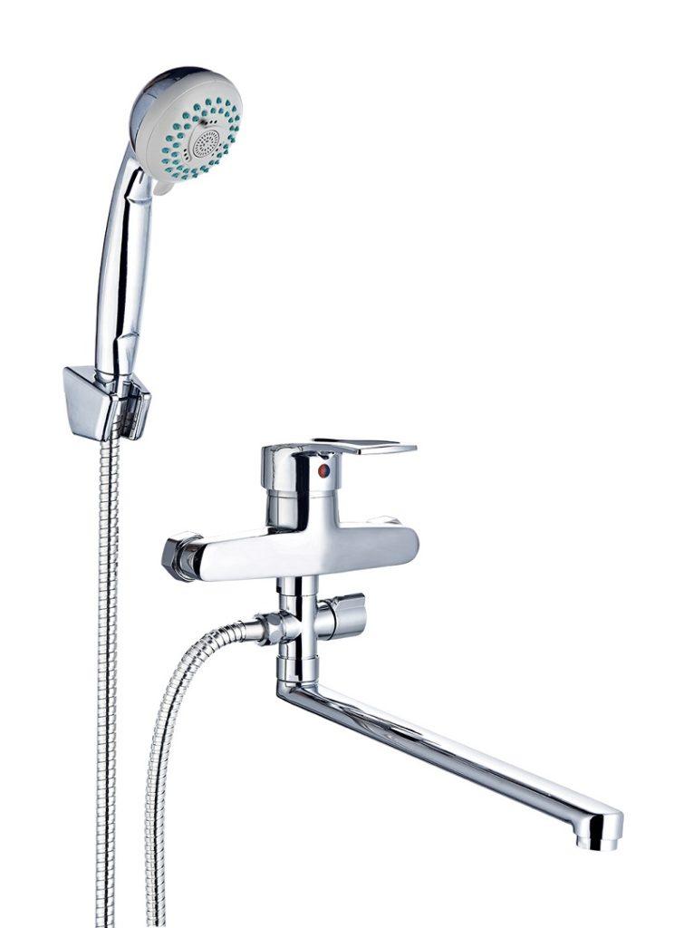 Смеситель для ванной ПрофСан ПСМ-523-017 (однорычажный)