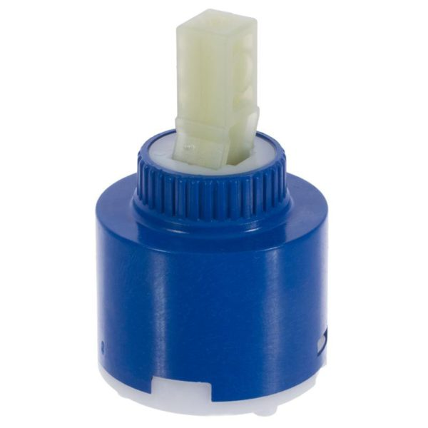 Картридж для смесителя 40 мм отверстиями вниз