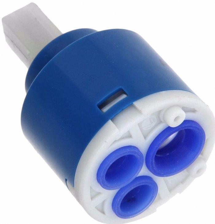 Картридж для смесителя 40 мм под наклоном