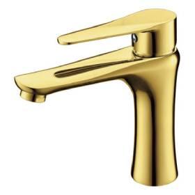 Смеситель для раковины Профсан ЗОЛОТО ПСМ-303-5 STEEL GOLD иконка
