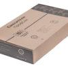 Смеситель для кухни ПРОФСАН ПСМ-300-11 STEEL с подключением фильтра в закрытой коробке