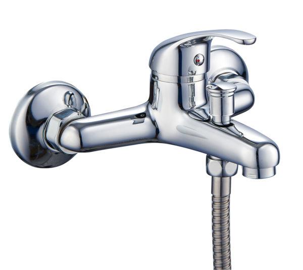 Смеситель для ванны с душем ПРОФСАН ПСМ-104-1