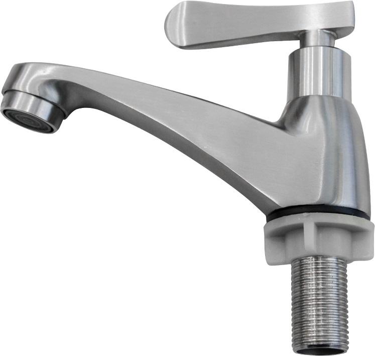 Кран для холодной воды ПРОФСАН ПСМ-104-15 КОМПЛЕКТАЦИЯ вид под углом